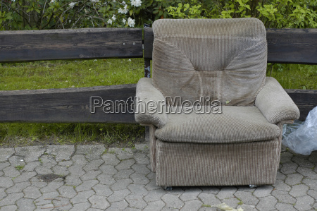 armchair furniture chairs convenient sits housing