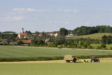 cultura agricultura europa bavaria horizontalmente formato