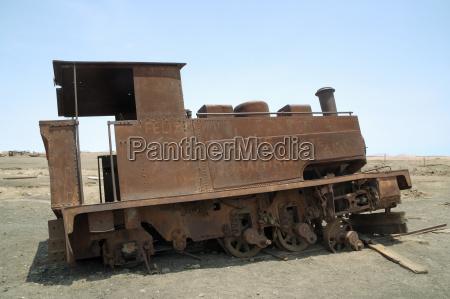trem veiculo transporte cidade velho chile
