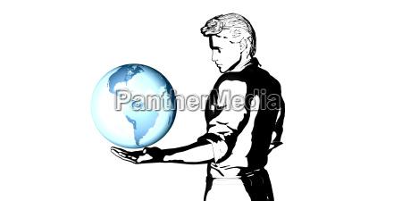 conectado globalmente