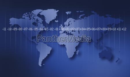 azul moderno horizontalmente comunicacao ilustracao conexao