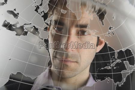 estrategia projeto moderno retrato acordo negocio