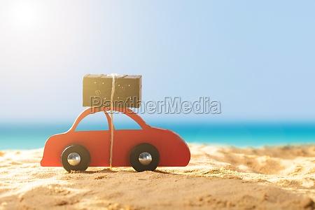 roda conduzir praia beira mar da