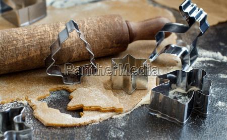 alimento doce closeup inverno marrom bolo
