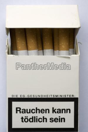 cigarro tabaco cigarros letal caixa viciado