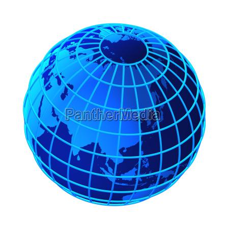 azul liberado destacado opcional graficos grafico