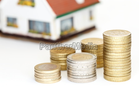 moedas com casa