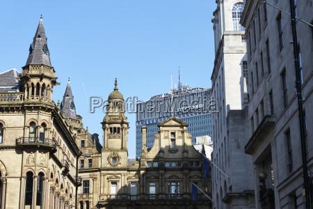cidade moderno turismo novo contraste horizontalmente