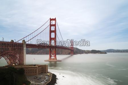passeio viajar ponte nuvem eua california