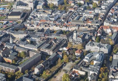 vista aerea igreja cidade cultura vistas