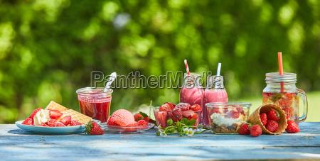 alimento beber bebida vitamina vitaminas jardim
