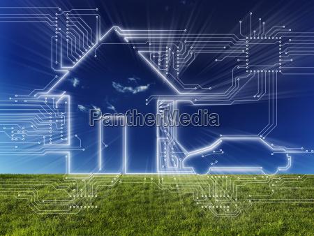 casa construcao casas edificio residencial graficos