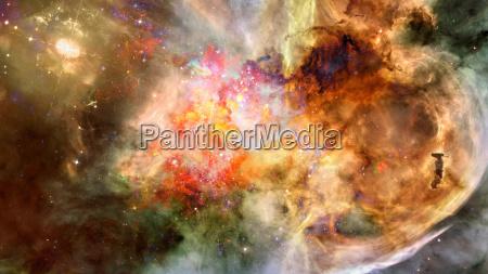 espaco universo cosmos noite via lactea