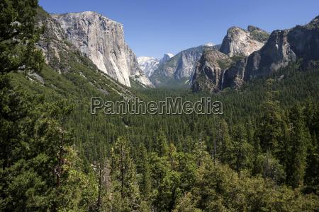 rural parque nacional vistas eua vista