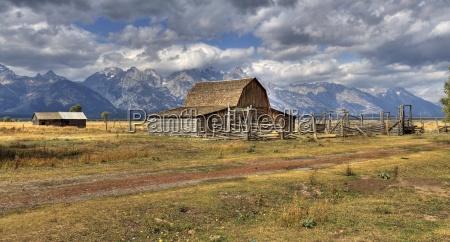 casa construcao parque nacional eua horizontalmente