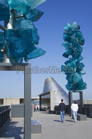 bridge of glass museum of glass