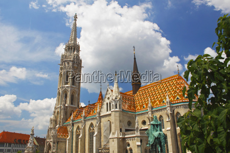 st matthias church in the castle