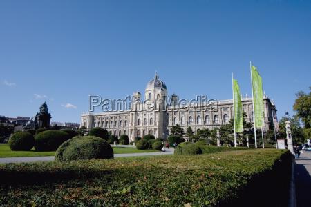 kunsthistorisches museum museum of the history