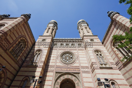 great synagogue on dohany street budapest