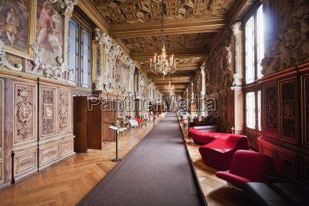 arte europa franca estilo de construcao