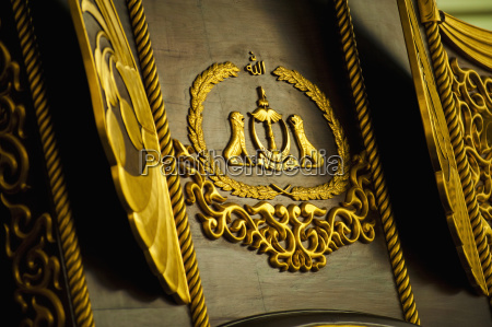close up detalhe dentro historico culturalmente