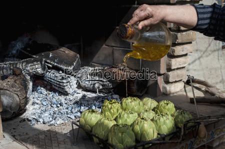 mulher alimento mao cor madeira europa