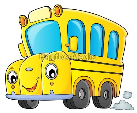 educacao publico trafego veiculo transporte onibus