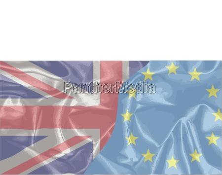inglaterra bandeira tomada uniao seda klinken
