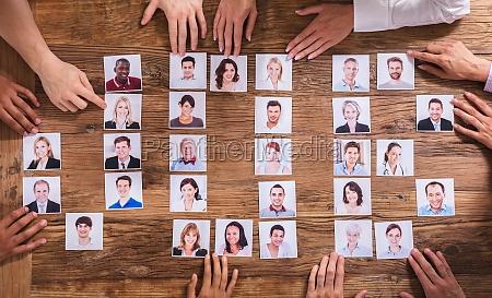 empresarios que escolhem a fotografia do