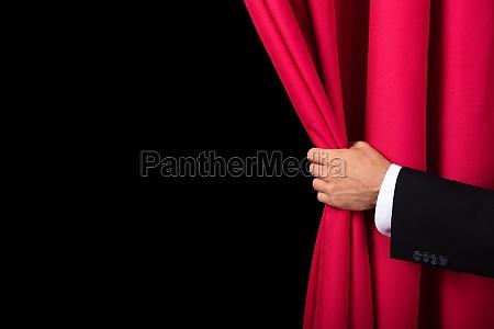 cortina aberto abertura magico mago feiticeiro
