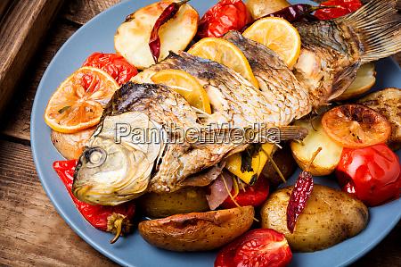peixe pesca alimento refeicao frutos do