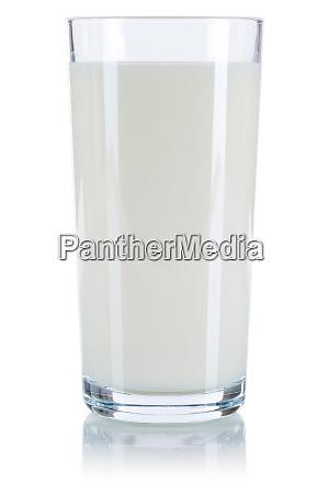 copo de leite isolado em branco