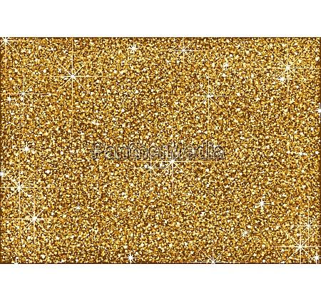 fundo brilhante de brilho dourado