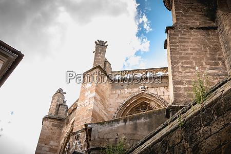 detalhe arquitectonico da catedral do st