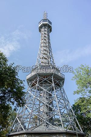 torre mirador en praga