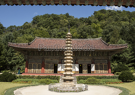 pohyon buddhist temple myohyang north korea