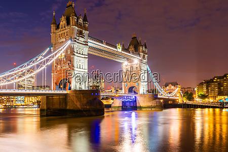 ponte da torre de londres com