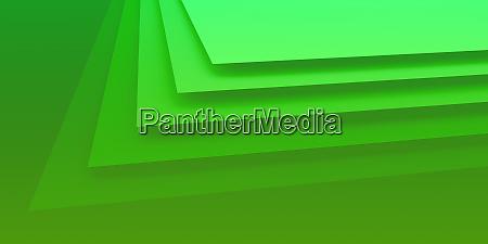fundo verde emocionante da apresentacao