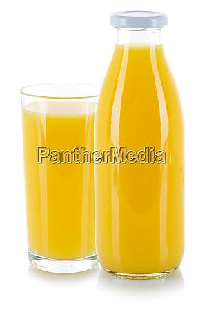 suco de laranja beber garrafa de