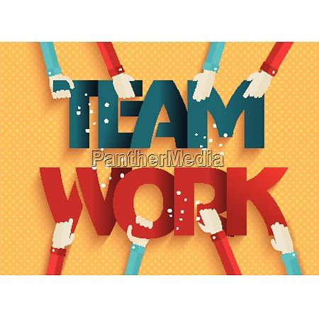 equipe trabalho parceria trabalho em equipe