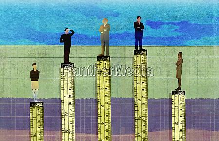 homens de negocios mais elevados do