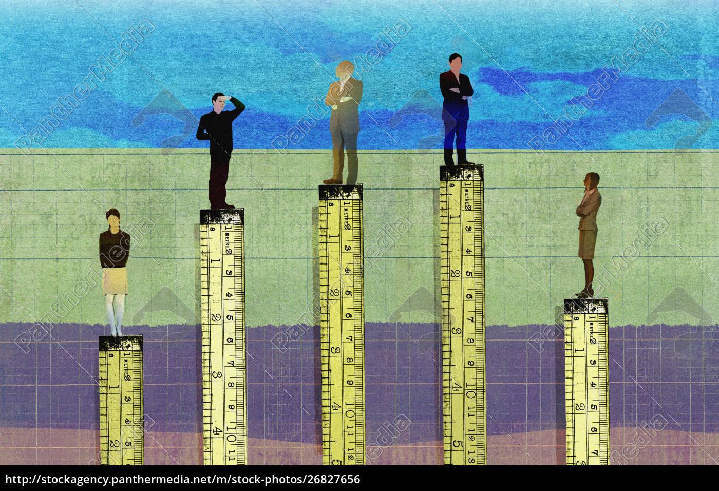 homens, de, negócios, mais, elevados, do - 26827656