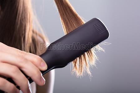 cabelo queratina tratamento alisamento forte penteado