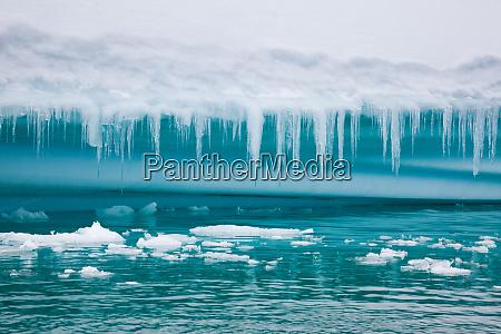 icebergs e gelo sao um topico