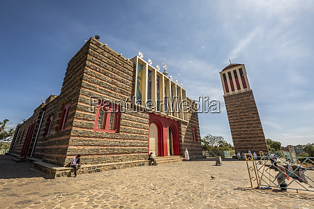 catedral de enda mariam asmara regiao