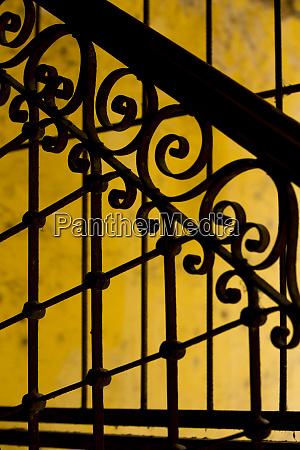 cuba havana railing and ironwork in