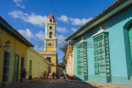 cuba., sancti, spiritus, province., trinidad., iglesia - 27329221
