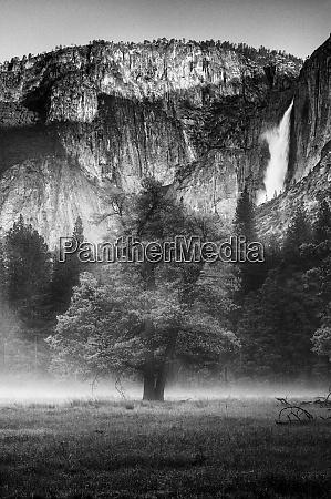 usa, califórnia., parque, nacional, de, yosemite., imagem - 27338728