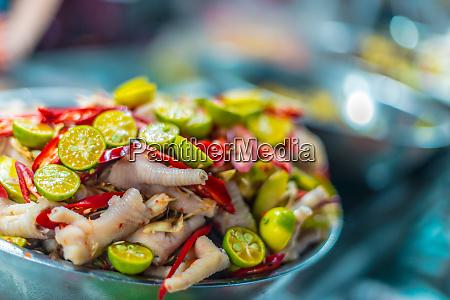 comida, de, rua, vietnamita, tradicional, vendida - 27420174