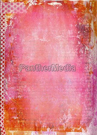 fundo de cor abstrata com visual